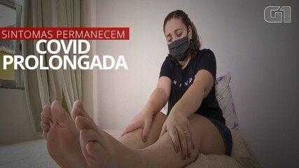 VÍDEO: Covid prolongada - sintomas permanecem mesmo depois da cura