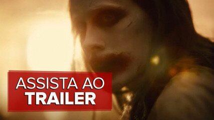 Assista ao trailer do 'SnyderCut' de 'Liga da Justiça'