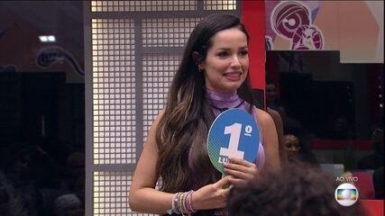 Juliette conta qual o pódio e quem não tem a menor chance de vencer o BBB21