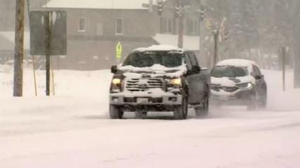 VÍDEO: Onda de frio causa ao menos 21 mortes nos EUA