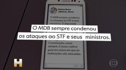 Prisão de Daniel Silveira: deputados e líderes de partidos reagem à decisão de Moraes
