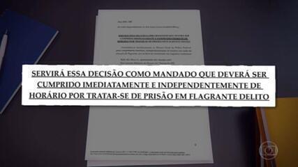 Deputado federal Daniel Silveira é preso em casa após defesa do AI-5 e ataques ao Supremo