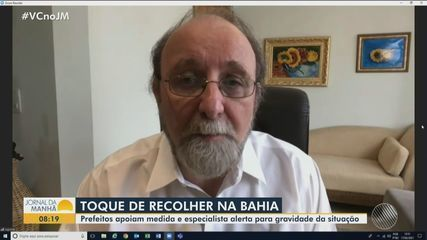 Coordenador do Consórcio Cientifico do Nordeste alerta urgência de medidas contra a Covid