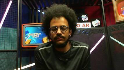 Raio-X BBB21: João Luiz - 21/02