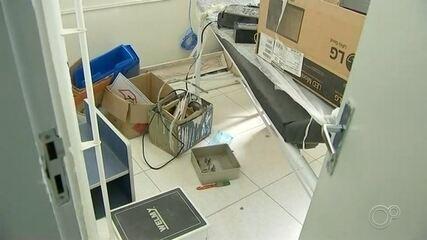 Bandidos levam testes de coronavírus de Unidade Sentinela em Campo Limpo Paulista