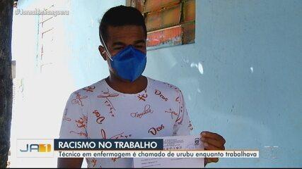 Técnico em enfermagem denuncia que foi vítima de injúria racial em Rio Verde