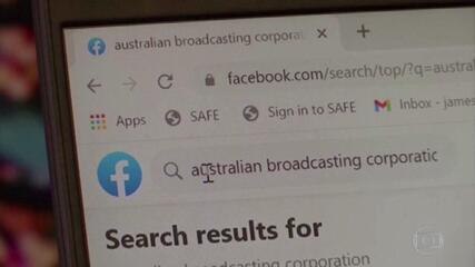 Facebook chega a acordo com governo australiano para restaurar páginas de notícias
