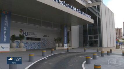 Sistema de saúde em SBC perto do colapso:87% dos leitos para tratar a Covid estão ocupados na rede pública
