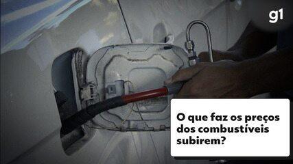 O que faz os preços da gasolina e diesel subirem?