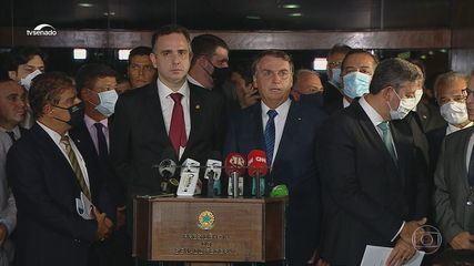 Bolsonaro entrega MP ao Congresso para tentar acelerar privatização da Eletrobrás