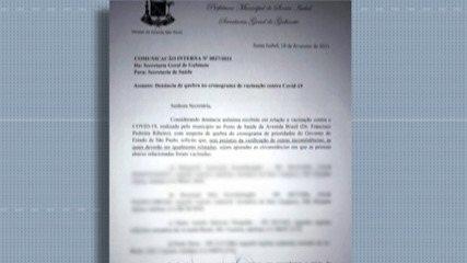 Destaques do G1: Funcionária de UBS de Santa Isabel é afastada preventivamente