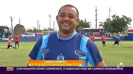Com muitos nomes conhecidos, Maracanã pode ser campeão da Série C Cearense nesta quarta