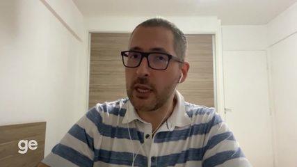 Alexandre Lozetti analisa Atlético-GO x Coritiba, pela 38ª rodada do Brasileirão