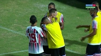 Melhores momentos de Santa Cruz 2 x 0 Vitória-PE, pelo Pernambucano