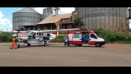 Pacientes de Coromandel com Covid-19 são transferidos para São João del Rei