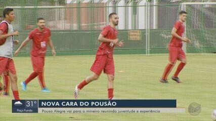 Pouso Alegre FC vai para o Mineiro reunindo juventude e experiência