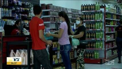 Lojistas têm dificuldade para manter ritmo de vendas em Imperatriz