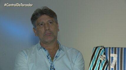 Sob o comando de Renato Portaluppi, Grêmio resgata tradição em copas em busca do título