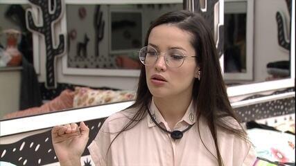 Juliette dá detalhes sobre sua discussão com Lumena no BBB21: 'Pedi para baixar a voz'