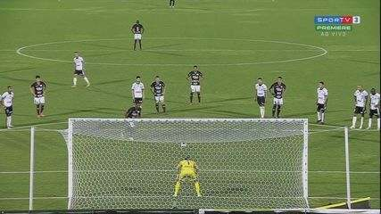 O gol de Ferroviária 1 x 0 Inter de Limeira, pela 1ª rodada do Campeonato Paulista