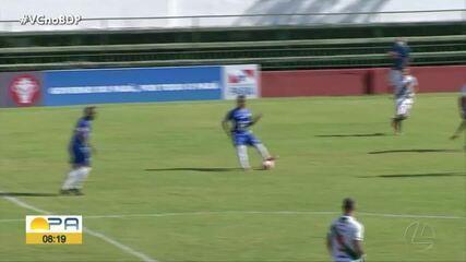 Águia 3 x 2 Tuna: assista aos lances da vitória do Azulão contra a Lusa