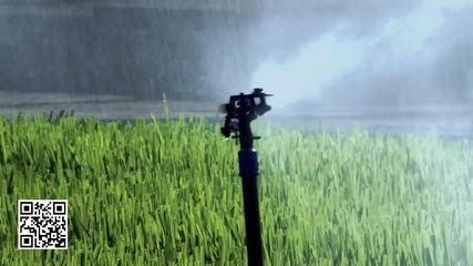 Irrigação cresceu cerca de 40% no Brasil em dez anos