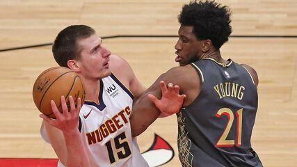 Melhores momentos: Chicago Bulls 112 x 118 Denver Nuggets pela NBA