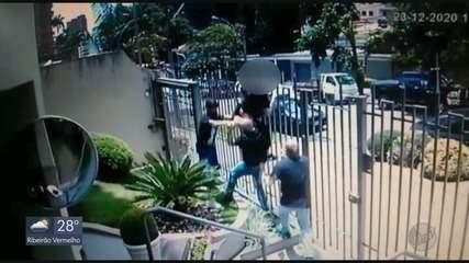 Polícia Militar busca por casal que tem arrombado apartamentos em Poços de Caldas