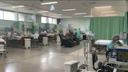 Mortes por covid e ocupação de leitos de UTI batem recorde no Estado de São Paulo