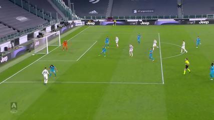Melhores momentos: Juventus 3 x 0 Spezia pela 25ª rodada do Campeonato Italiano