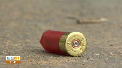 Homem foi baleado e morreu ao tentar ajudar mulher que estava sendo perseguida em Cariacic