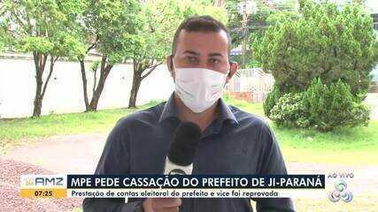 MP pede cassação do prefeito de Ji-Paraná