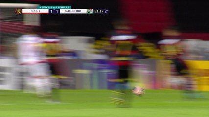 Melhores momentos: Sport 1 x 2 Salgueiro pela 2ª rodada do Pernambucano 2021