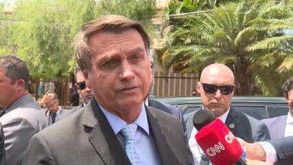 Presidente Jair Bolsonaro afirma que auxílio emergencial ajudou a movimentar o PIB 2020