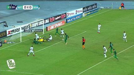 Melhores momentos: Botafogo 0 x 0 Boavista, pela 1ª rodada do Campeonato Carioca