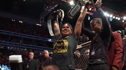 UFC 259: Amanda Nunes defende título e mais duas disputas de cinturão também têm pitada brasileira