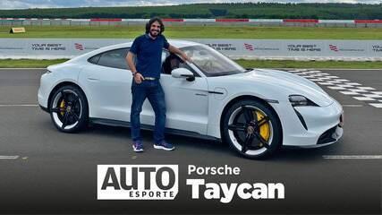 Porsche Taycan Turbo S: o supercarro elétrico que desafia a gravidade