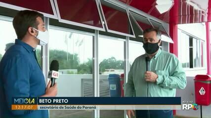 Secretário de Saúde, Beto Preto fala sobre situação crítica do sistema de saúde da região