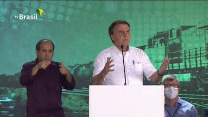 Bolsonaro volta a criticar o isolamento na pandemia: 'Chega de mimimi'