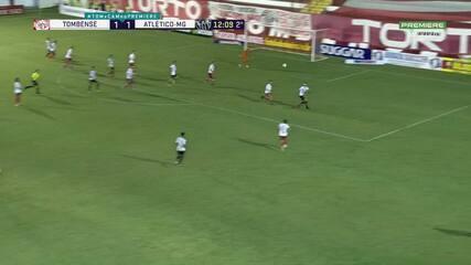 Melhores momentos de Tombense 1 x 2 Atlético-MG, pelo Campeonato Mineiro 2021