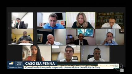 Caso Isa Penna: dois deputados renunciam ao cargo no Conselho de Ética da Alesp
