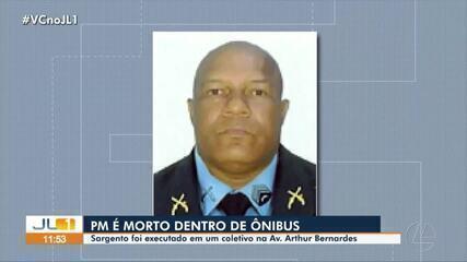 Sargento da PM é morto dentro de ônibus em Belém