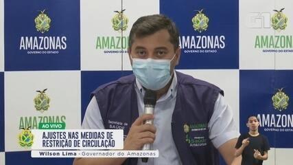 Governo do Amazonas anuncia ajustes no decreto estadual