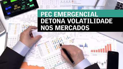 Apreensão com PEC Emergencial detona volatilidade nos mercados