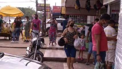 Sistema de saúde entra em colapso no Tocantins