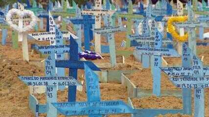 'Não tenho ar': áudios revelam desespero dos brasileiros na semana mais letal da pandemia; OUÇA