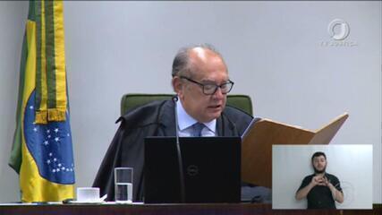 Gilmar Mendes vota pela suspeição de Moro e diz que não se combate crime com outro crime