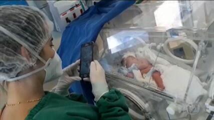 Aumenta o número de grávidas com Covid-19 nos hospitais do Rio Grande do Sul