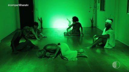 Espetáculo de dança fala da importância do negro na sociedade