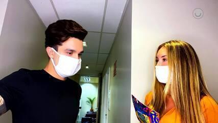 Luan Santana conta que teve Covid e diz que começou a fazer terapia na pandemia